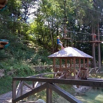 Parco Avventura Caralte