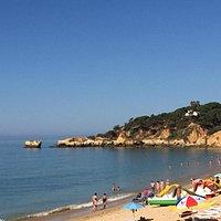 Praia Santa Eulália