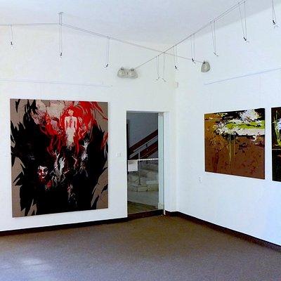 Contemporary pieces too
