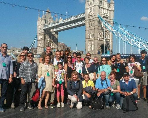 Foto di Gruppo - Tour Classico 8 agosto
