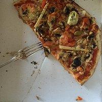 Petite pour une pizza moyenne