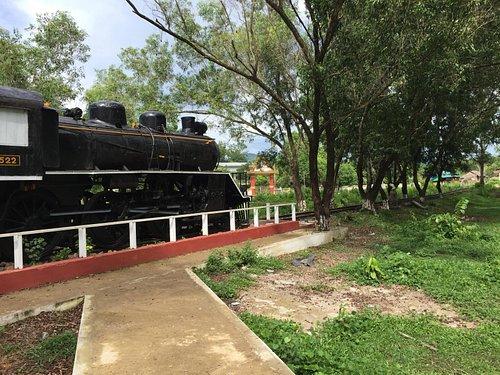 end of the death railway in Myanmar side (1)