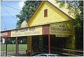 The famous Yellow Shed
