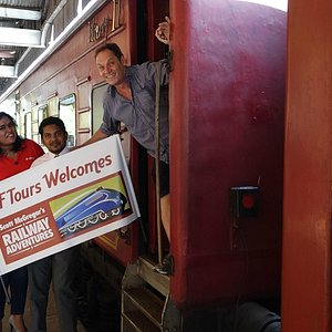 Railway Adventure with JF Tours