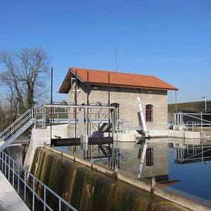 Kleinwasserkraftwerk Cham