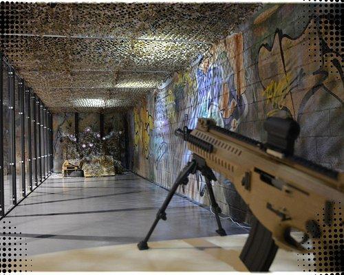 Tasleeh Shooting Range