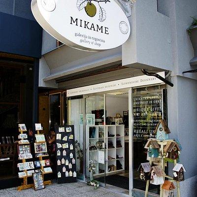 Mikame entrance