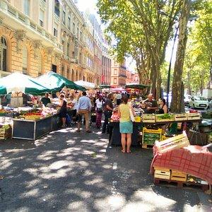 Mercado de Cristal en Toulouse