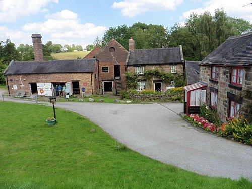 Flint Mill & cottage