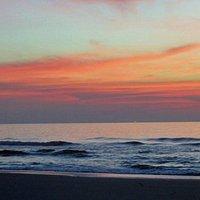 Sunrise at Atlantic Beach