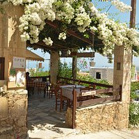 """Mylopetra"" restaurant"