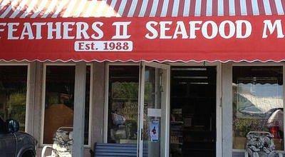 Goatfeather's II, Seafood Market