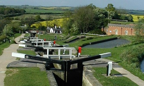 The Locks with the BoilerHouse in the Background