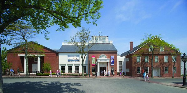 The Nantucket Whaling Museum, conveniently located downtown at 15 Broad Street.