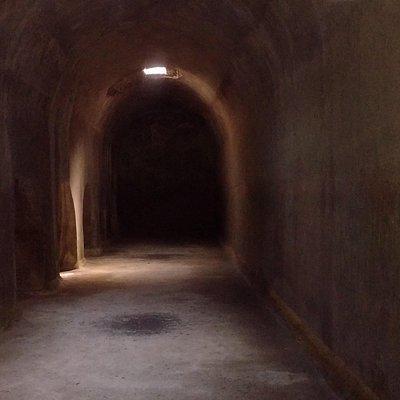 cisterna della villa