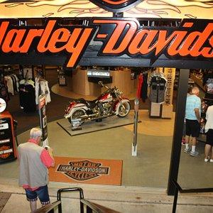 Harley - Harley Davidson Store - Niagara Falls - Photo Credit: Richard Trus - www.richardtrus.ca