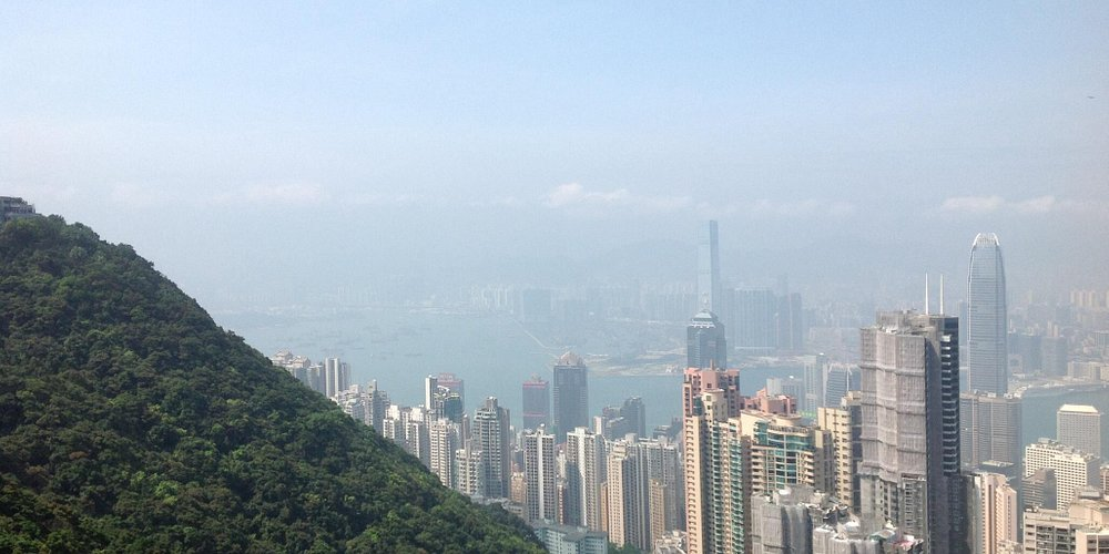 Victoria peak views