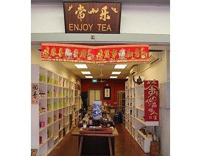 Enjoy Tea, Singapore