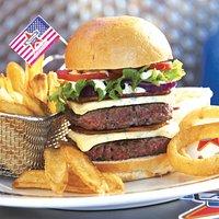 Rocky burger
