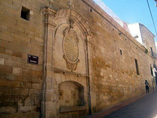 Exterior convento del Roser