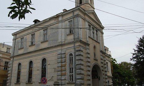 Восточно-Католическая церковь Успение Богородицы