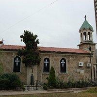 Армянская церковь Святой Крест