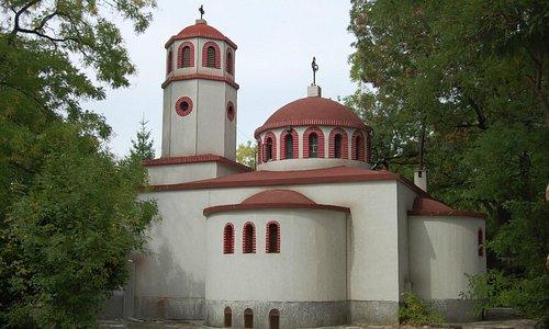 Храм Святая Троица