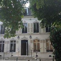 Bâtiment de l'Office de Tourisme de Rueil-Malmaison