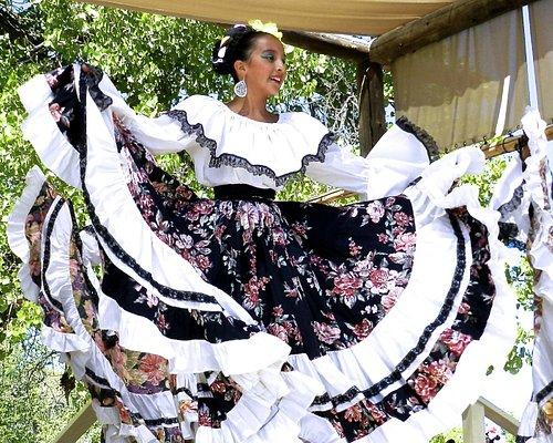 Viva Mexico dances