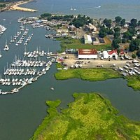 Port Milford in magnificent Milford harbor
