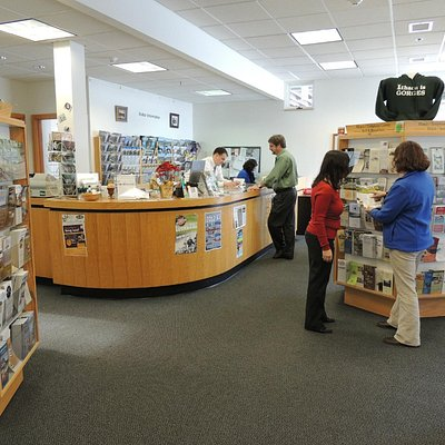 ESD Visitor Center