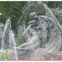 фонтан Юрате и Кастис