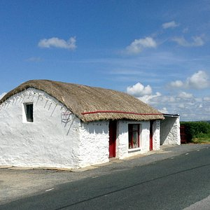 Cyndi Graham's studio, Donegal, Ireland