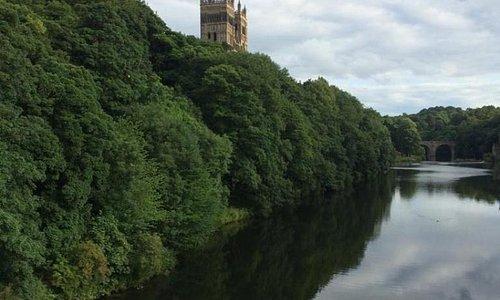 Durham was lovely to walk around.