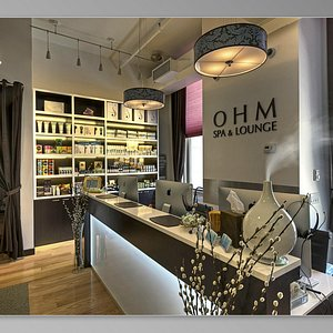 Ohm Spa & Lounge, the best spa in New York for massage, facials, body scrubs and spa packages.