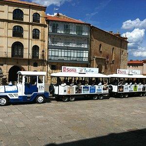 Tren Turistico Ciudad de Soria