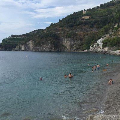 Spiaggia di Cetara (Sa)
