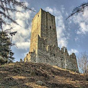Il Castello non potuto visitare in quanto chiuso