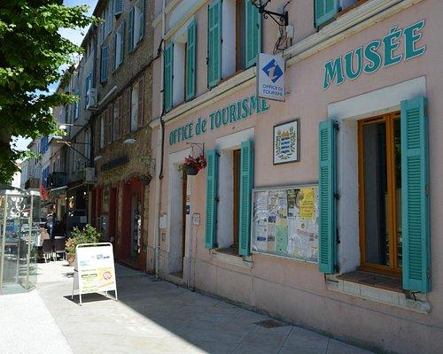 Façade Office de Tourisme