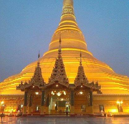 U Passatanti Pagoda at Nay Pyi Taw