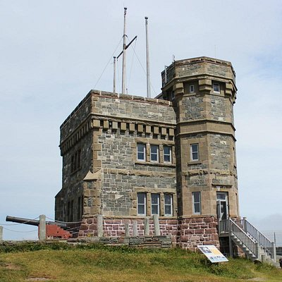 Signal Hill Heritage Shop is located on the first floor of Cabot Tower