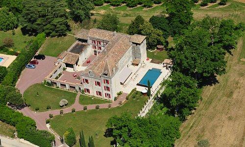 Le chateau de Scandaillac (chambres d'hotes)