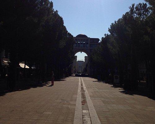 Quartier d'Antigone