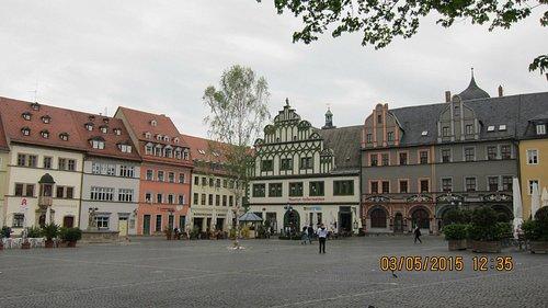 Дом Кранаха на Рыночной площади