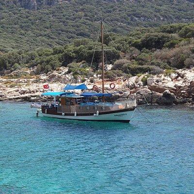 Güleryüz boat
