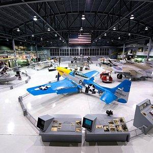 EAA AirVenture Museum Eagle Hangar