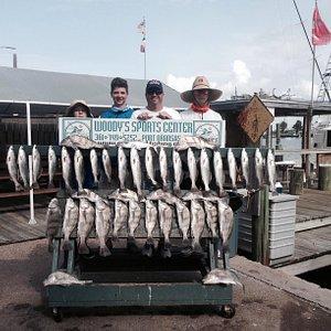 Limit of trout limit of drum