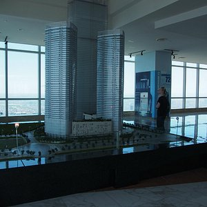 72 floors up