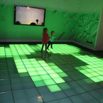 NGV Kid's Dance Floor