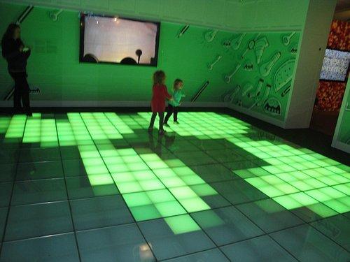NGV Kid's Dance Floor